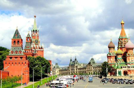 Private Moscow City Tour with Red Square and Kremlin