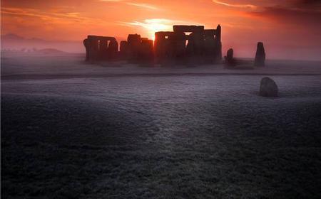 Stonehenge at Sunrise, Oxford & Windsor Castle Day Trip