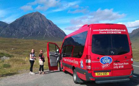 Isle of Skye and Highlands Small Group 3-Day Tour