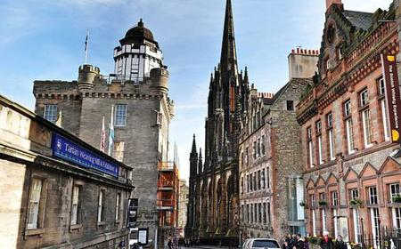 Historic Royal Mile Private Walking Tour