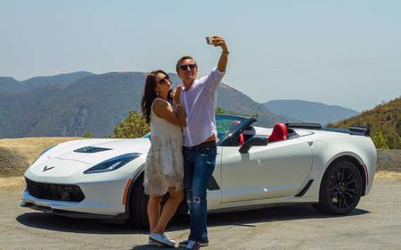 Hollywood Hills Tour in an Exotic Car
