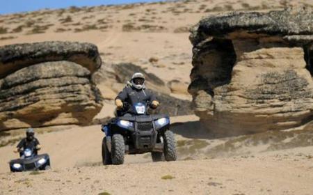 Mt. Huyliche Excursion on Quad Bikes