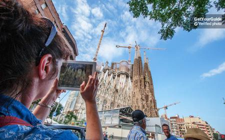 Fast Track: Guided Tour of Gaudí's Sagrada Familia