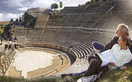 Tour of Ephesus, House of Virgin Mary & Artemis Temple
