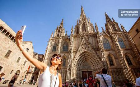 Barcelona Gothic Quarter: Private 2-Hour Discovery Tour