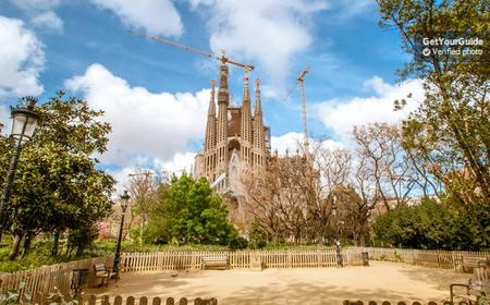 Fast Track Guided Tour: Sagrada Familia with Towers