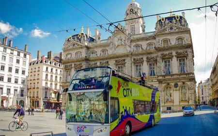 Lyon Hop-on Hop-off Bus Tour