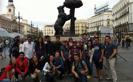 Madrid: 3-Hour Guided Walking Tour
