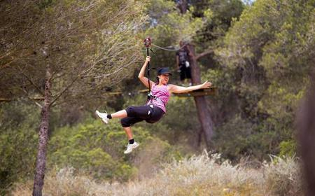 Mallorca: Forestal Park Adventure