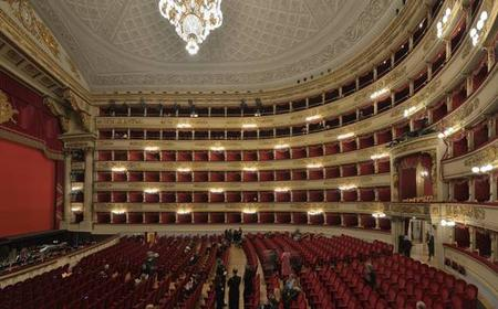 Milan: 2-Hour Guided Tour of Teatro alla Scala Museum