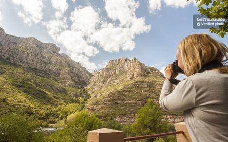 Tot Montserrat: Transport, Museum Tickets, and Lunch