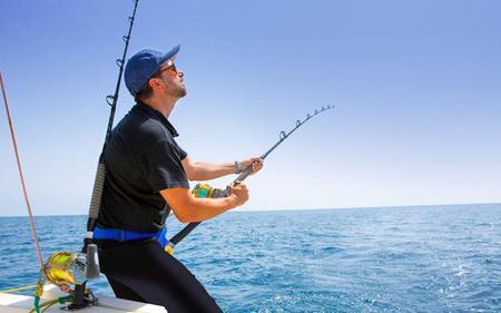 Deep Sea Fishing in Gran Canaria