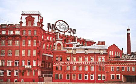 Moscow: Lofts & Bridges 3-Hour Cycling Tour