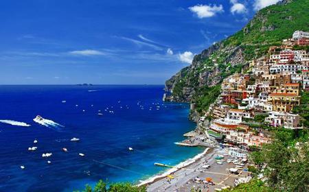 3-Day Amalfi Coast, Capri & Pompeii Overnight Tour