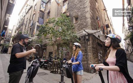 Barcelona: Gotico and Barceloneta 2-Hour Segway Tour