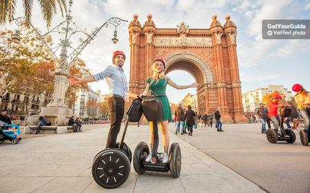 Medium Segway Tour Barcelona 2 Hours