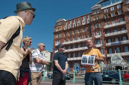 LGBTQ History Walking Tour in Brighton