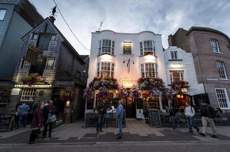 Secrets of the Lanes Walking Tour in Brighton