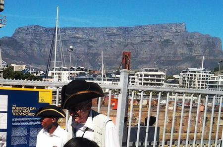 V & A Waterfront Historical Guided Walking Tour in Cape Town