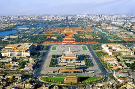 Full-day Beijing City Tour: The Central Axis of Beijing