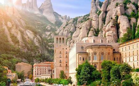 Barcelona: 5-Hour Montserrat Trek and Monastery Tour