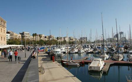 Barcelona Sailing Trip with a Local Sailor