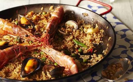 Barcelona: Half-Day Spanish Cooking Class & Market Tour