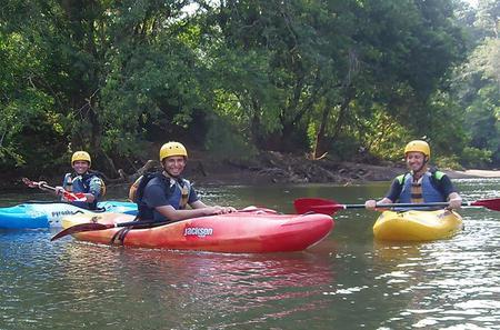 Kayak Jungle Tour on the Sarapiqui River
