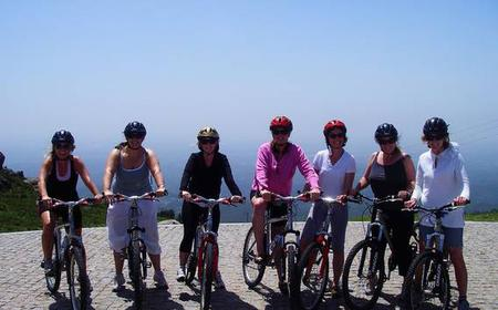 6-Hour Downhill Cycling Trip from Mexilhoeira Grande