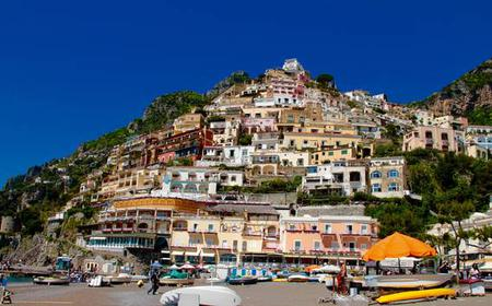 From Positano: 6-Hour Amalfi and Ravello Tour