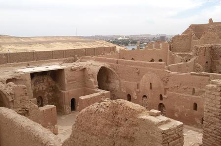 Tour of St Simeon Monastery in Aswan