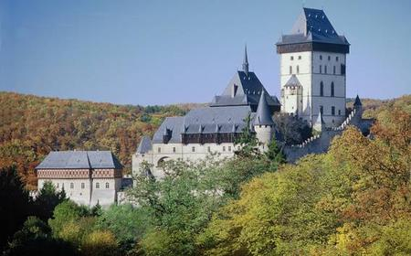 From Prague: Half-Day Karlstejn Castle Tour