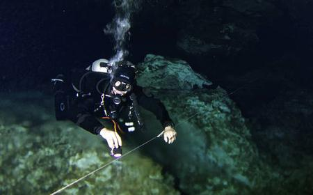 Puerto Aventuras: 6-Day Cavern and Intro to Cave Course