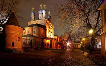 Riga: Ghost Night Tour
