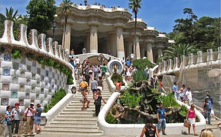 Barcelona: Park Güell and Sagrada Familia Full-Day Tour