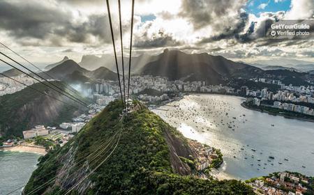 Rio de Janeiro: Sugarloaf Mountain Skip-the-Line Ticket