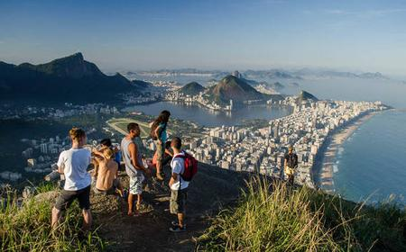 Hiking Tours of Dois Irmãos and Vidigal