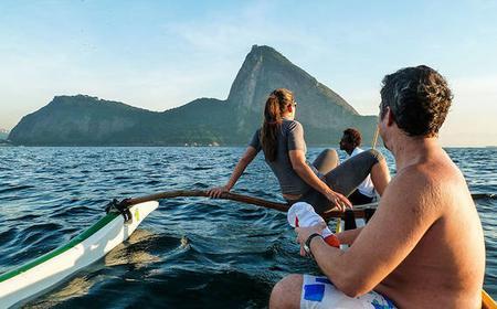 Ocean Canoeing in Rio de Janeiro