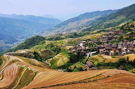 Self-Guided Private Day Tour of Longji Terraces From Guilin