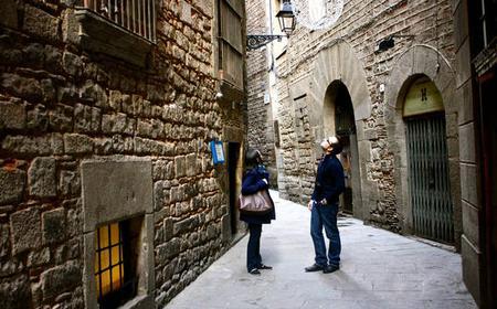 Barcelona: Jewish Quarter Walking Tour with Historian