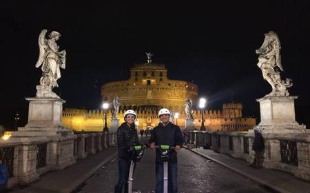 Rome: 2-Hour Private Evening Segway Tour