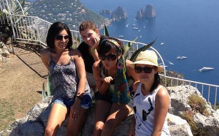 4-Day Amalfi Coast trip from Rome