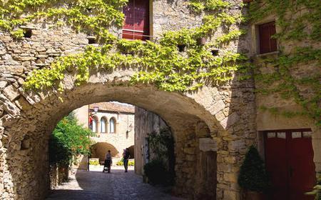 Girona, Pals & Peratallada Private Tour from Barcelona