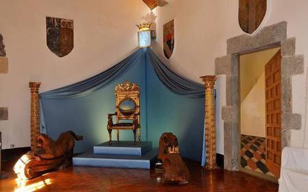 Dali Castle Púbol Full-Day Private Tour from Barcelona