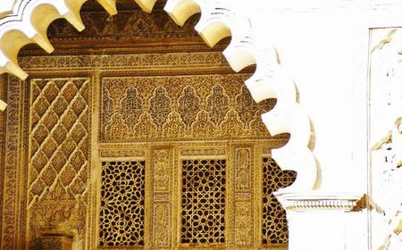 Discover the Alcazar of Seville in Small Groups