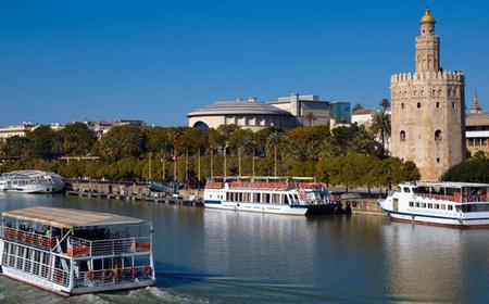 Seville: Boat Cruise on the Guadalquivit
