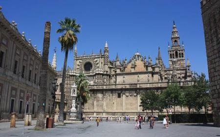 Seville: Cathedral and Giralda Tower Tour