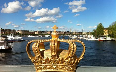 Stockholm: 5-Hour Private Shore Excursion