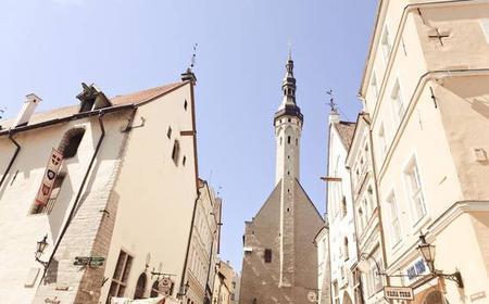 Tallinn 2-Hour Old Town Walking Tour