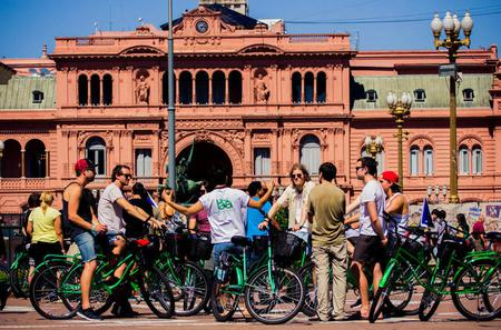 Buenos Aires South Circuit Bike Tour Including Caminito
